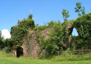 ruins of Longueville Castle