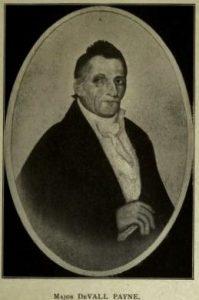 Colonel Devall Payne