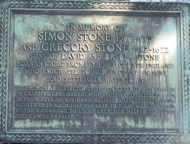Simeon Stone