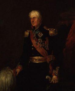 sir alexander dickson, major general
