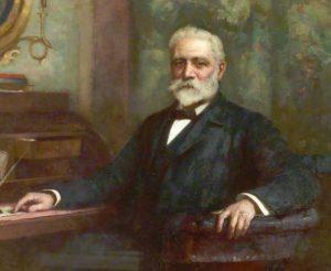 Sir Daniel Dixon, 1st Baronet