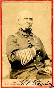 Admiral George Frederick Pearson