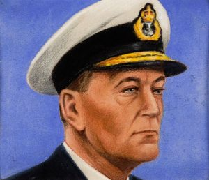 Admiral John Cunningham