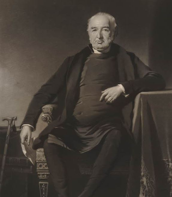 Archdeacon William Hale