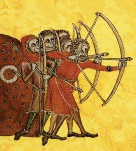medieval bowman