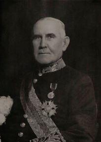 Sir Christopher James Parr