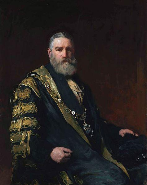 Sir Robert Nicholas Fowler, 1st Baronet