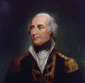 Admiral Sir Roger Curtis, 1st Baronet