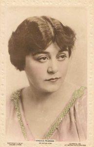 Virginia Pearson
