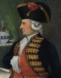 Ambrosio O'Higgins, 1st Marquis of Osorno