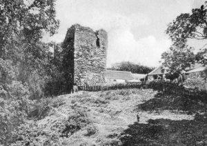Pitcruive Castle