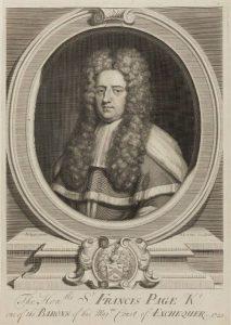 Sir Francis Page