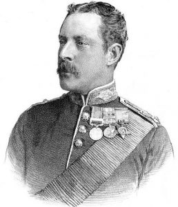 Lieutenant-Colonel Sir William Alexander Gordon Gordon-Cumming, 4th Baronet