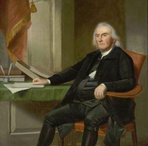 Abraham Davenport, connecticut, militia, american revolution