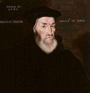 Archbishop Nicholas Heath