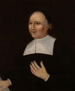 John Davenport, minister