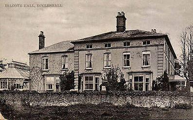 Hilcote Hall
