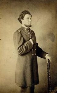Dr. John F. Huber, U.S. Army Surgeon