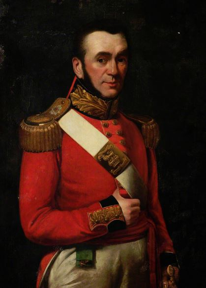 Major Frederick Waters