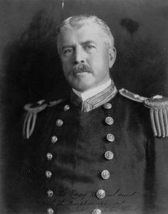 Rear Admiral John Hood