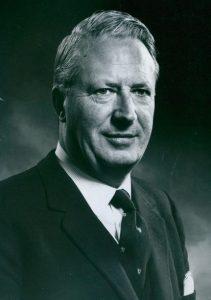Sir Edward Richard George Heath