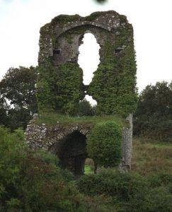 Tyredagh Castle