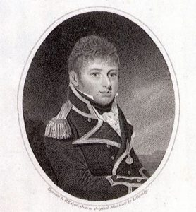 Captain George Nicholas Hardinge