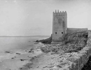 Clonea Castle