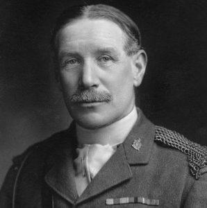 Lieutenant Colonel Colin Harding