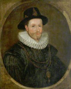 sir George Keith