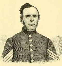 Sergeant Levi Leach