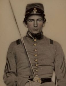 Sergeant Willie Meadows