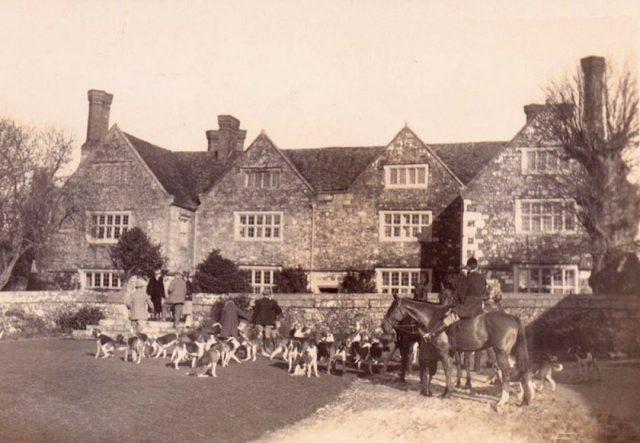 Yaverland Manor