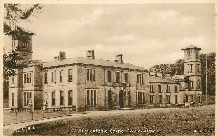 Aughentaine Castle
