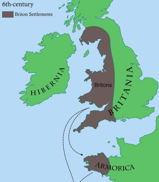 Briton Settlements