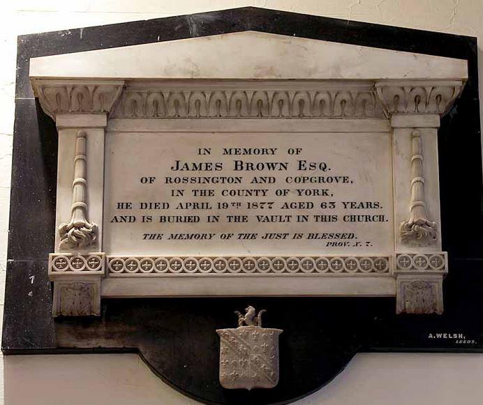 James Brown Esq.