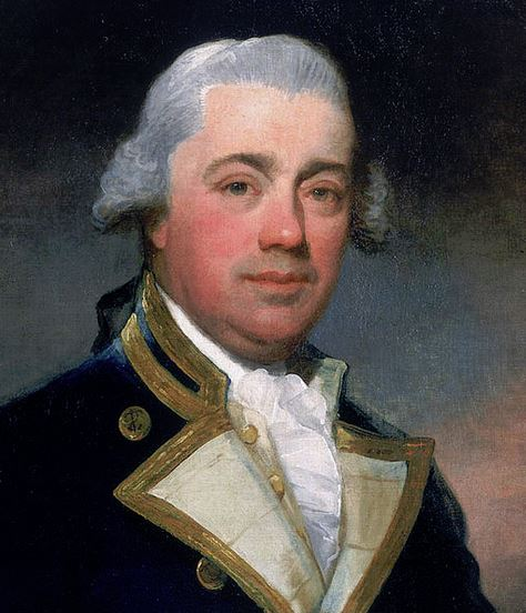 Captain John Harvey