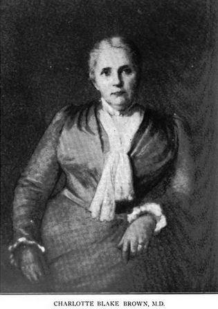 Charlotte Blake Brown