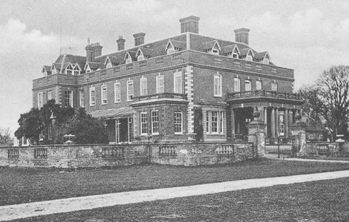 Ickwell Bury