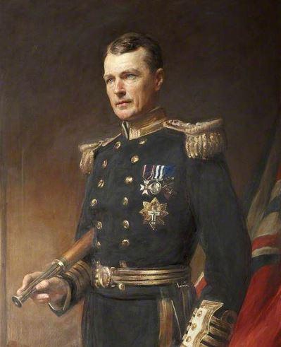 Rear-Admiral Frederick William Fane Hervey