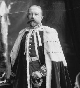 Hamilton Tilson Fitz-Maurice-Deane-Morgan, Baron Muskerry