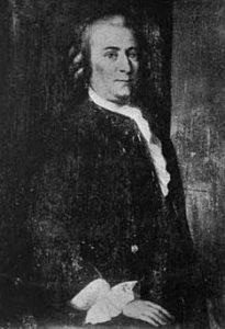 Colonel John Gibbes
