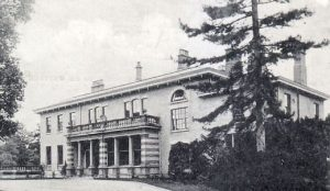 Pampisford Hall