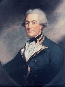 Captain Sir Andrew Snape Hamond, 1st Baronet