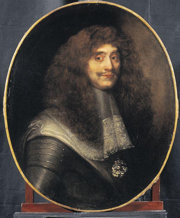 Godefroi, Comte d'Estrades