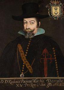 Don Rodrigo Pacheco