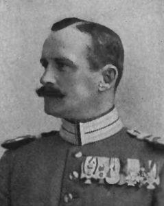 Major General Hans Georg Friedrich Groß