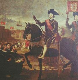Alonso Pérez de Guzmán, 7th Duke of Medina Sidonia