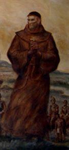 Father Juan de Padilla