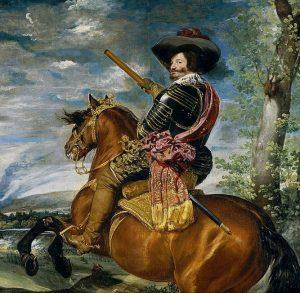 Gaspar de Guzmán, Count-Duke of Olivares